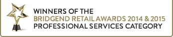 Winner of the Bridgend Rental Awards 2014 & 2015